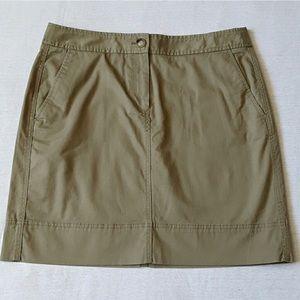 NWT Loft Skirt. Size 6.